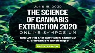 The Science of Cannabis Extraction Online Symposium 2020