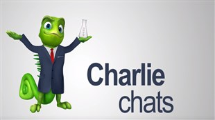 Welcome to Charlie Chats:  Short Video Interviews