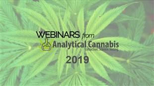 Analytical Cannabis Webinars 2019