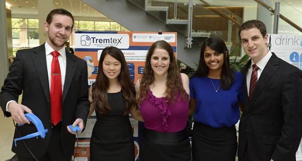 Tremtex team members