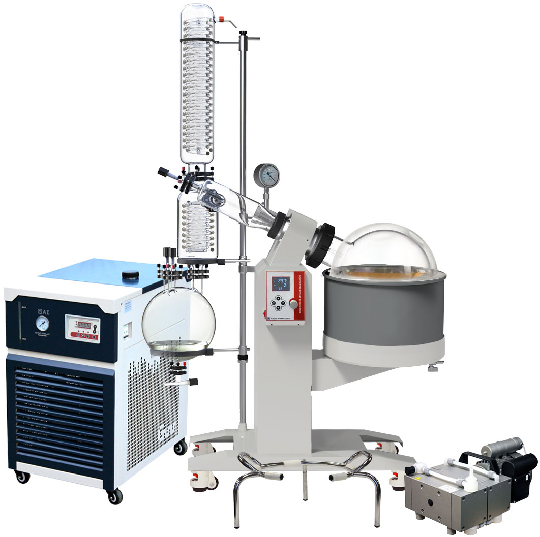 A Guide to Cannabis Extraction Equipment and Machines