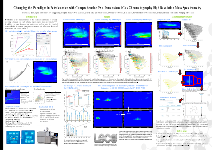 Changing the Paradigm in Petroleomics with Comprehensive Two-Dimensional Gas Chromatography High Resolution Mass Spectrometry
