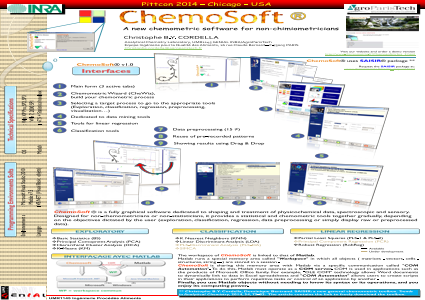 ChemoSoft: a new chemometric software for non-chemometricians