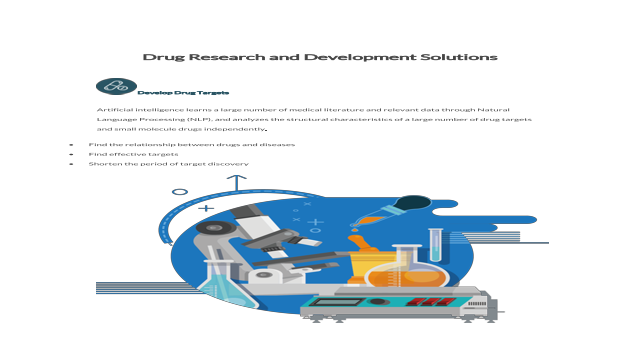 Drug Research and Development Solutions