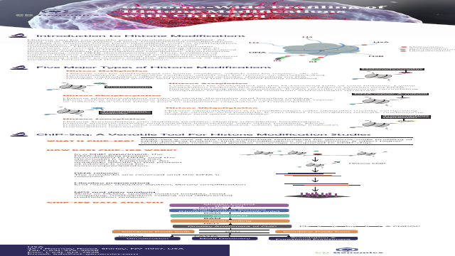 Genome Wide Profiling of Histone Modifications with ChIP Seq