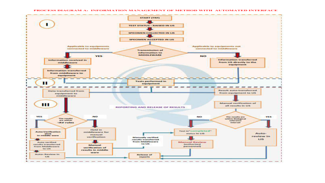 Process mapping: Request to Report
