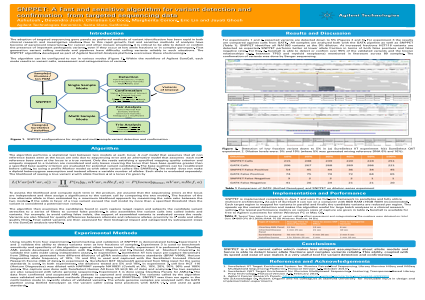 SNPPET: A Fast and Sensitive Algorithm for Variant Detection and Confirmation From Targeted Sequencing Data