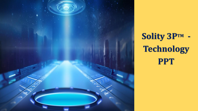 Solity 3p Technology