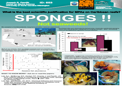 WHAT IS THE BEST SCIENTIFIC JUSTIFICATION FOR MPAS ON CARIBBEAN REEFS?