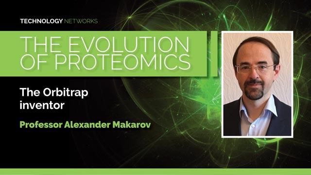 The Evolution of Proteomics - Professor John Yates 1