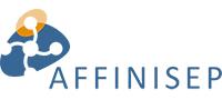 Affinisep的公司标志