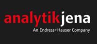 Analytik Jena公司的标志