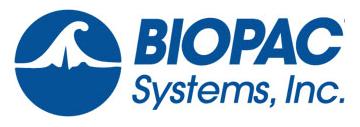 BIOPAC Systems, Inc.的公司标识