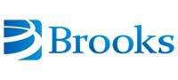 布鲁克斯的公司标志