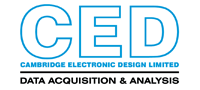 Cambridge Electronic Design's Company Logo