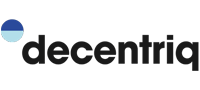 Decentriq的公司标志