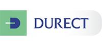 Durect的公司标志