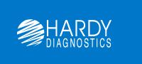 哈代诊断公司的标志