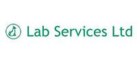 实验室服务公司的标志