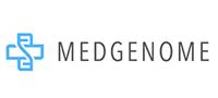 Medgenome的公司标志