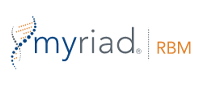 Myriad RBM的公司标识