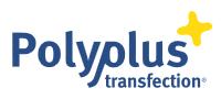 Polyplus转染公司的标志