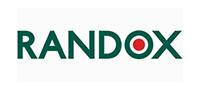 Randox实验室的公司标识