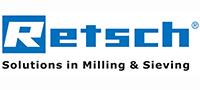 Retsch, GmbH公司的标志