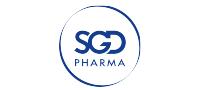 SGD制药公司的标志