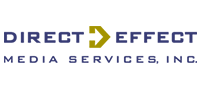 Direct Effect Media's Company Logo