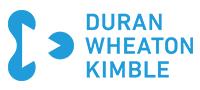 杜兰·惠顿·金布尔公司的标志