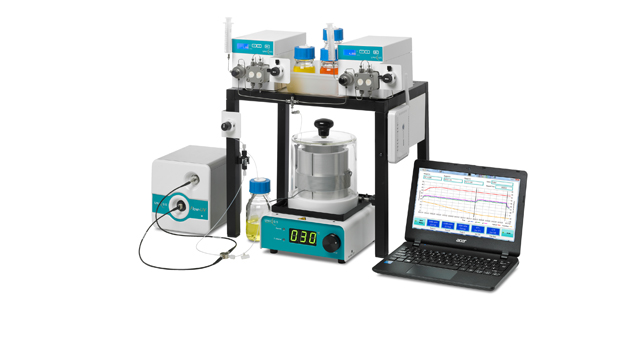 FlowLab™ series - Affordable multi-channel, multi-step flow chemistry from Uniqsis