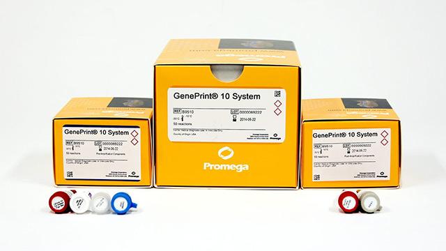 GenePrint® 10 System