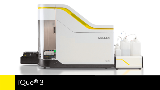 iQue® Advanced Flow Cytometry Platform - Deeper Insights Delivered Faster