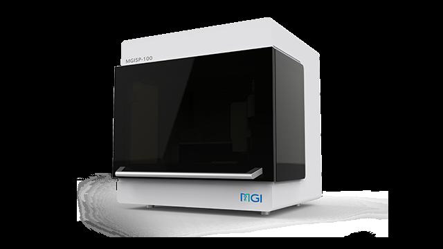 MGISP-100 Automated Sample Preparation System
