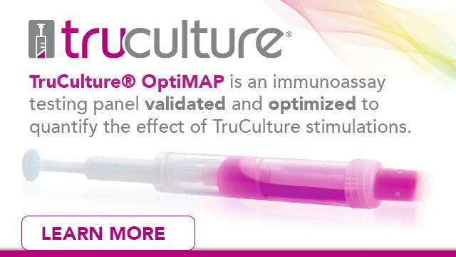 OptiMAP Immunoassay Testing Panel for TruCulture
