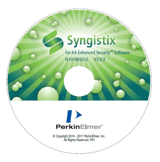 PerkinElmer Syngistix™ for AA Enhanced Security Software
