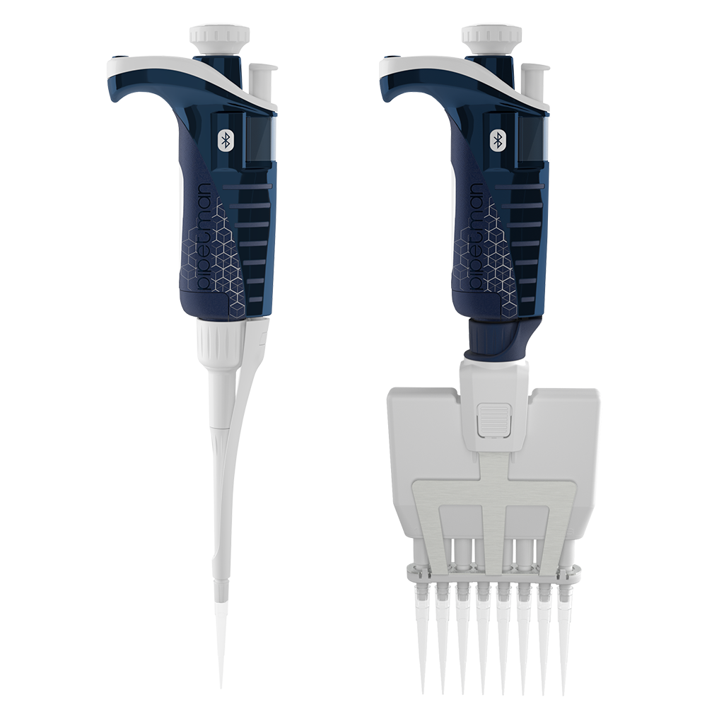 PIPETMAN® M Connected