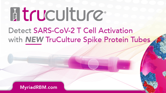 SARS-Cov-2 Spike Protein TruCulture Tubes