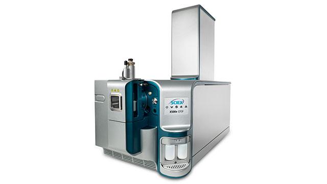 SCIEX X500R QTOF System
