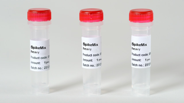 SpikeMix™ - Stable Isotope-Labeled Peptide Pools