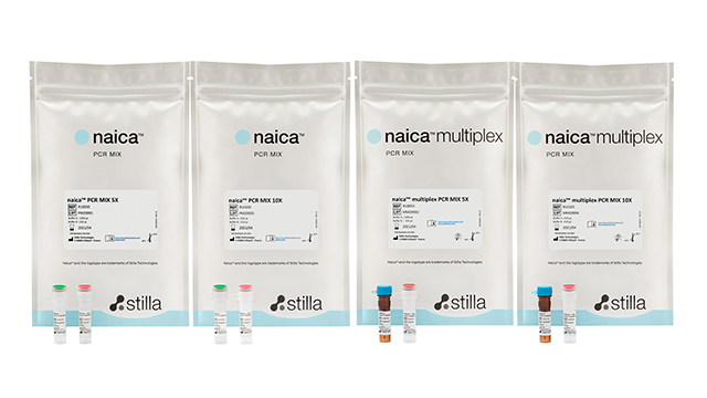 The naica® PCR MIX Reagents