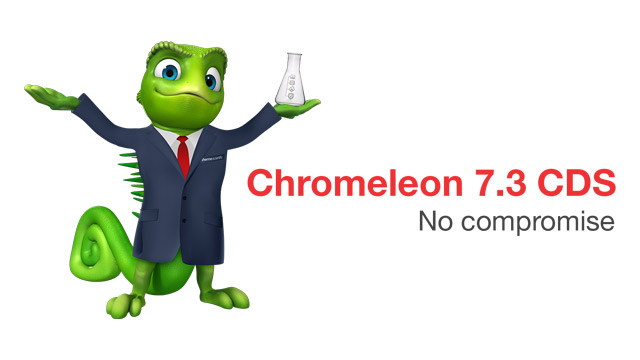Thermo Scientific Chromeleon 7.3 Chromatography Data System