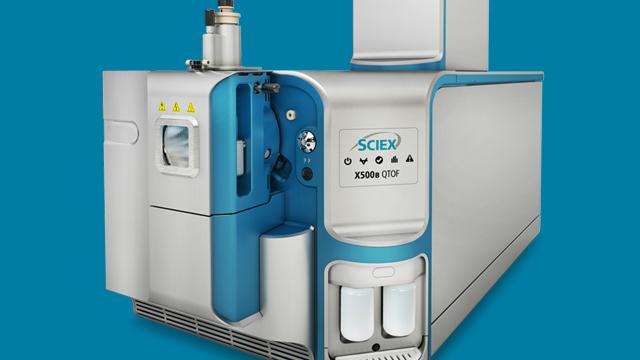 X500B QTOF System for Biologics