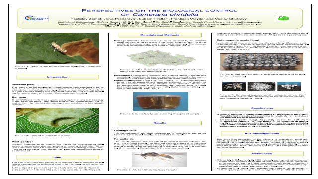Perspectives on the biological control of Cameraria ohridella
