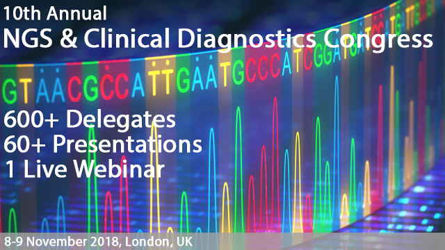 10th Annual NGS & Clinical Diagnostics Congress