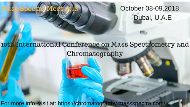 10th International Conference on Mass Spectrometry and Chromatography