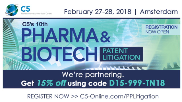 10th Pharma & Biotech Litigation