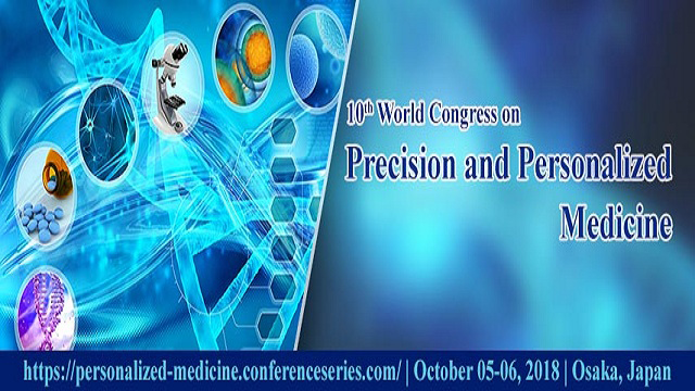 10th World Congress on Precision and Personalized Medicine