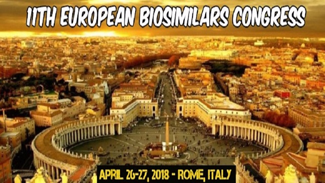 11th European Biosimilars Congress